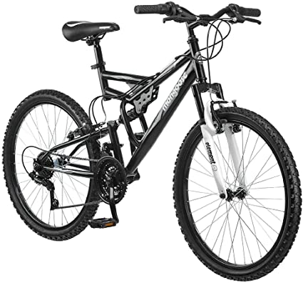 Amazon Com Mongoose 24 In Boy S Spectra Bike Sports Outdoors