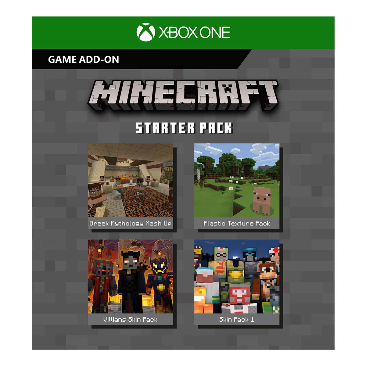 Minecraft Starter Collection for Xbox One [USA]: Amazon.es ...
