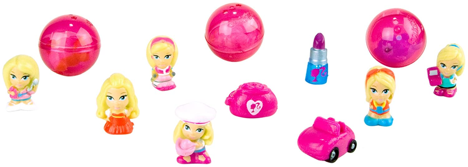 Disney-Princess-Squinkies-Set-Cinderella-Bubble-Pack-Boys-Barbie-Fuzzies thumbnail 51