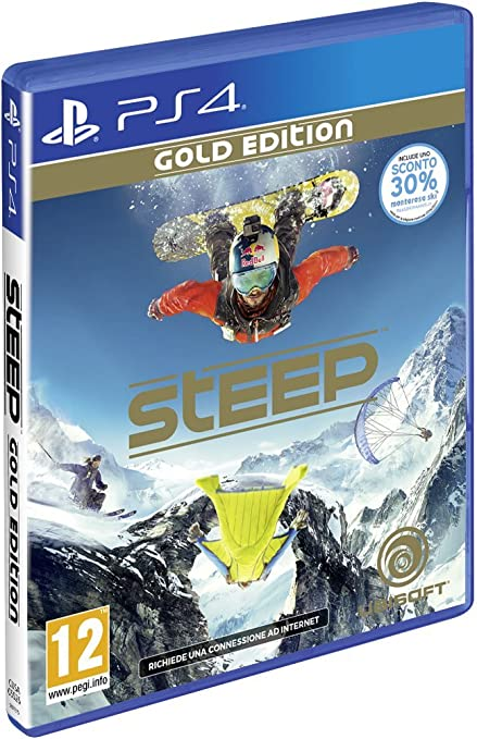 Steep - Gold Edition [Importación Italiana]: Amazon.es: Videojuegos