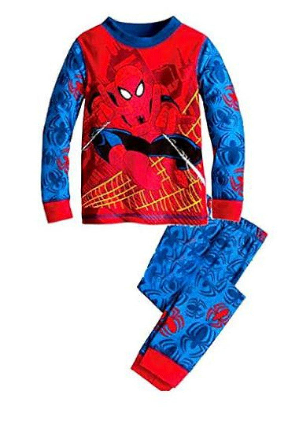 Spiderman Pajamas Toddler Pajama Set