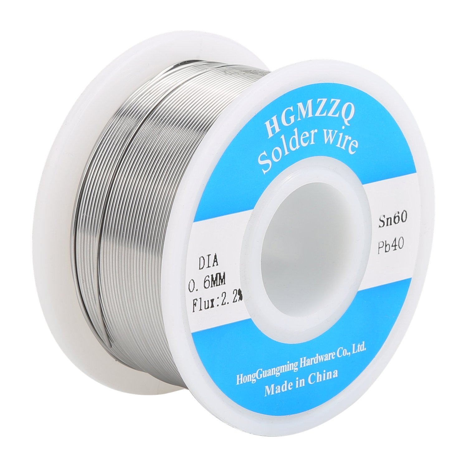 HGMZZQ 60/40 Tin Lead Solder Wire with Rosin for Electrical ...