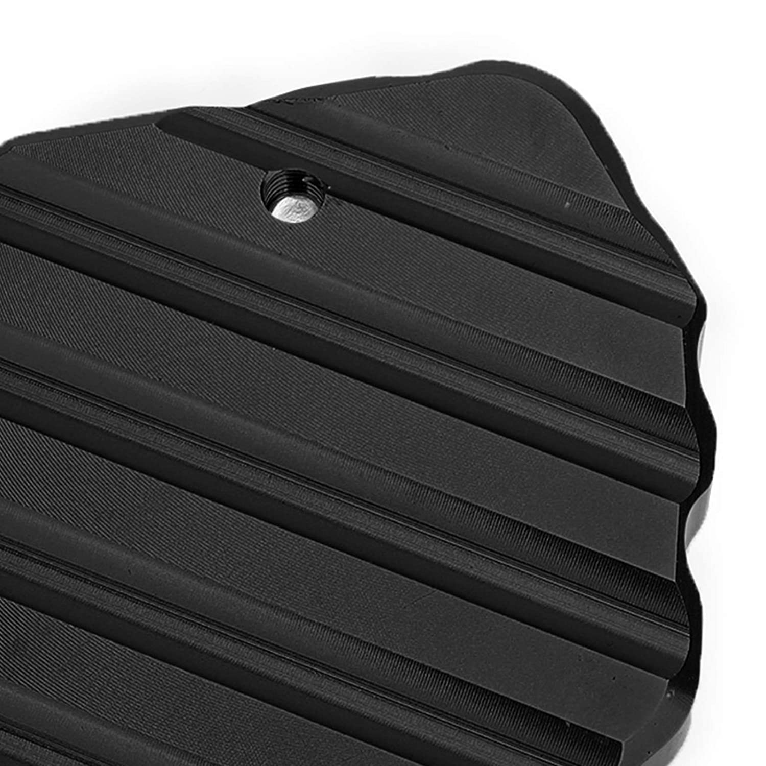 Artudatech Estensione Cavalletto Moto Pad Cavalletto Moto Ingranditore del Cavalletto Pad di Estensione del Supporto Laterale Cavalletto per Yamaha MT 09 FZ 09 14-18 XSR900