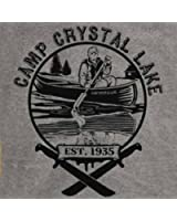 Camp Crystal Lake T-Shirt-Jason Friday the 13th shirt