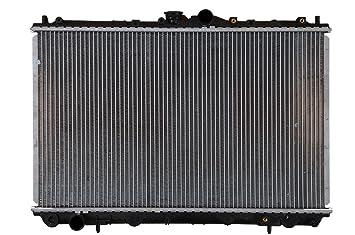 NRF 519517 Radiador, refrigeración del motor