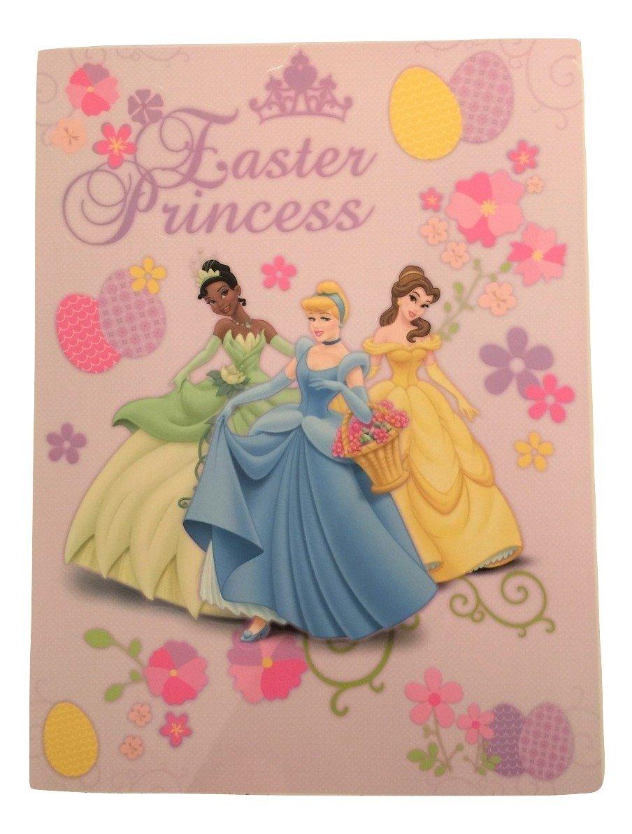 Disney Princess Window Clings ~ Easter Princess (10 Clings, 1 Sheet)