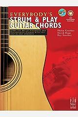 Everybody's Strum & Play Guitar Chords Paperback