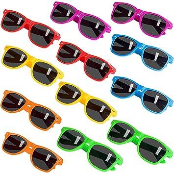 Amazon.com: Gafas de sol para fiesta para niños con ...