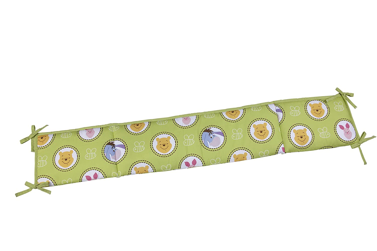 Winnie the Pooh Playful Pooh Traditional Padded Bumper by Disney Baby