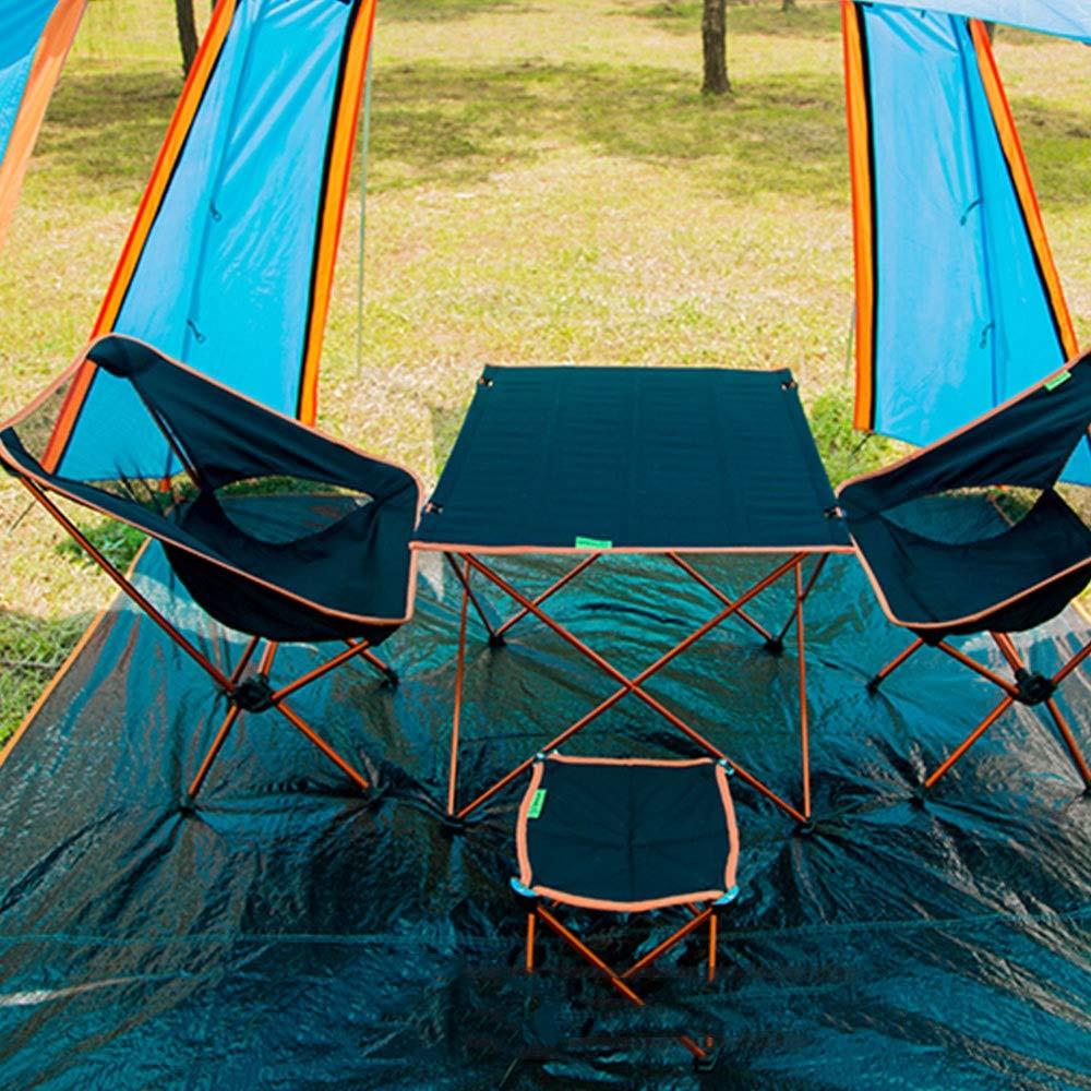 ZR Automatisches Zelt im Freien 3-4 3-4 3-4 Personen Starkes regendichtes wildes kampierendes wildes atmungsaktives großes Raumkollektionsaspekt blau (Farbe   Grün) B07PB2614X Kuppelzelte Elegant und feierlich 4faed7