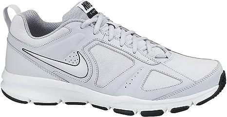 Zapatillas para hombre Nike T-Lite xi malla Pr pltnm/Pr pltnm-wlf GRY-BLK pr pltnm/pr pltnm-wlf gry-blk Talla:11: Amazon.es: Deportes y aire libre