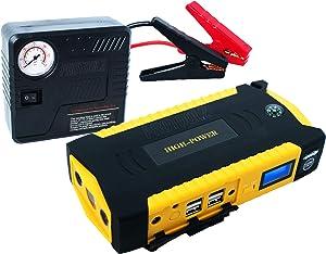 ProToolz Portable Car Jump Starter &amp