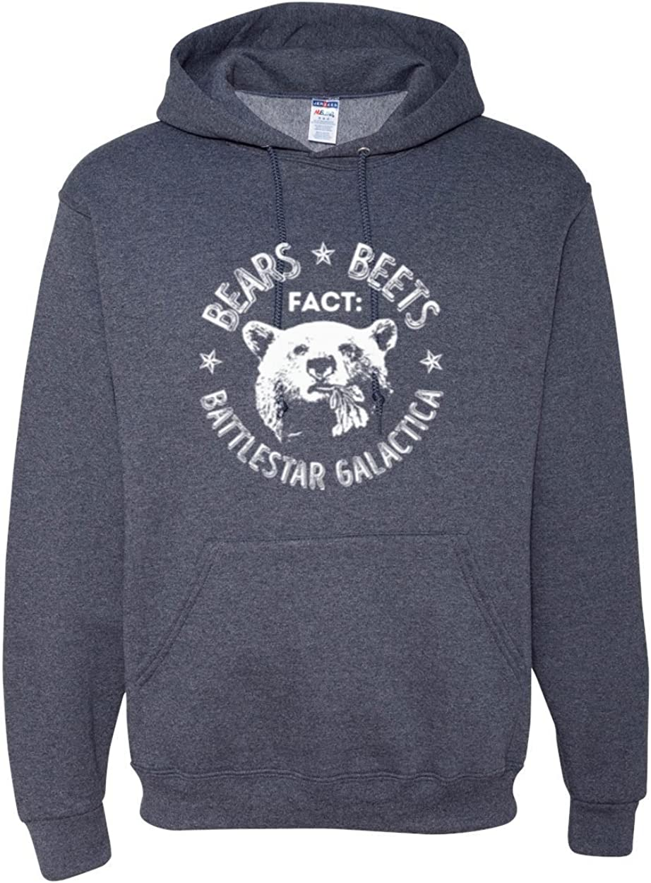 Wild Bobby The Office Inspired Hoodies for Fans | Beets Paper Farms | Hooded Sweatshirt