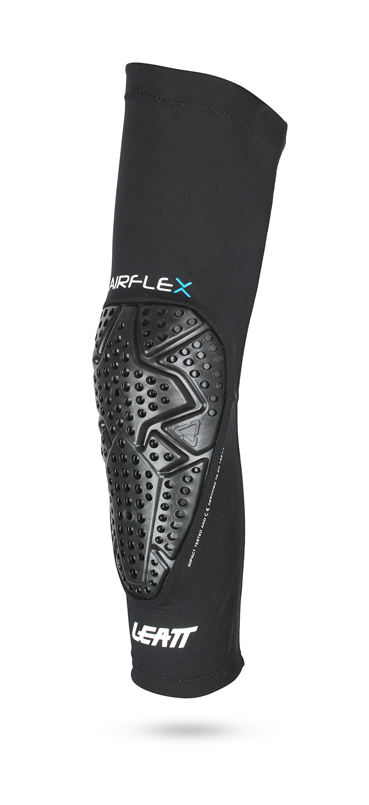 Leatt AirFlex Elbow Guard (Black, Small)