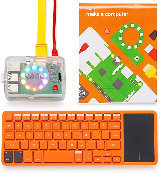 Amazon.es: Kano - Kit de ordenador para hacer un ordenador Aprende a codificar. Play.