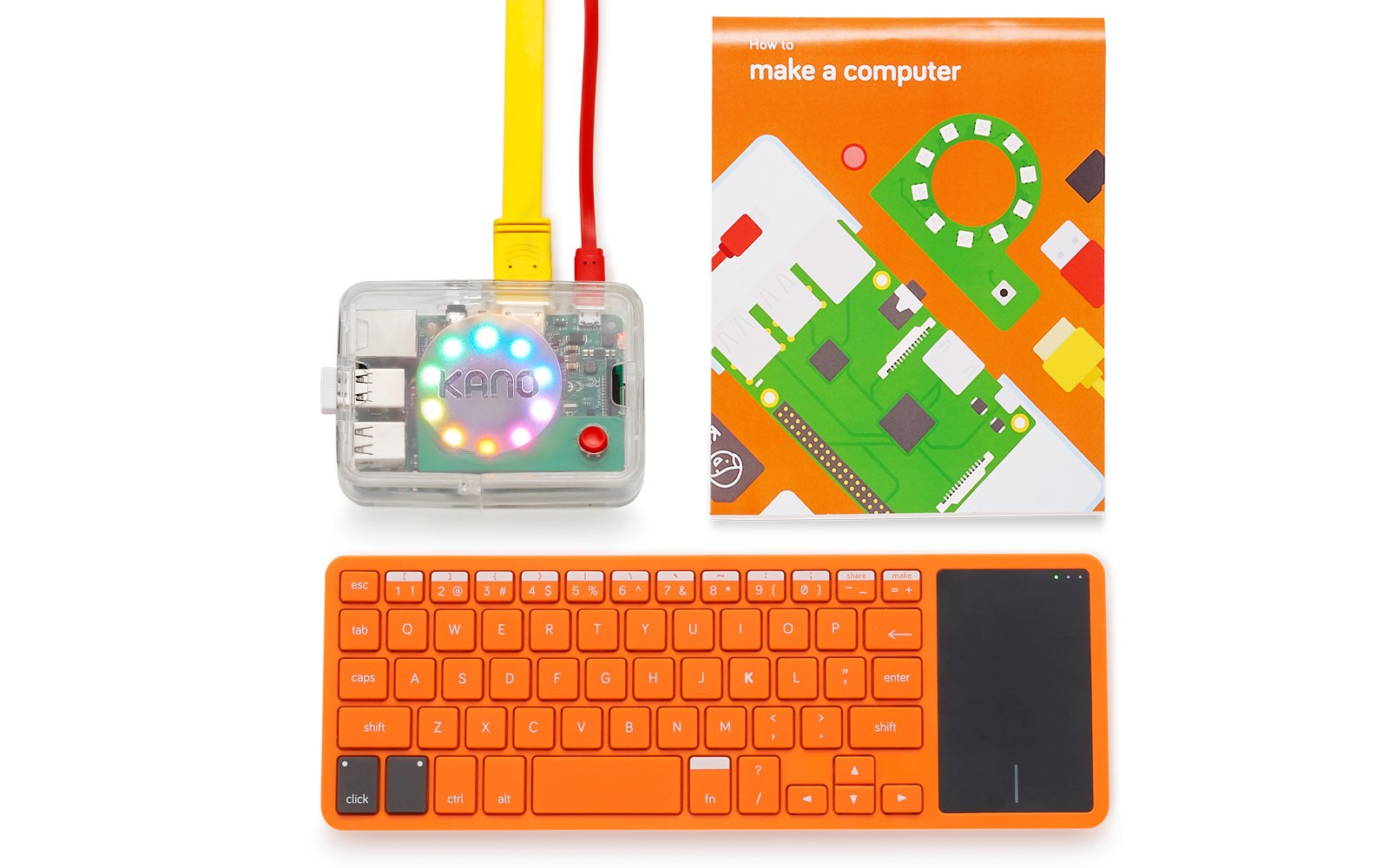 'Kano Computer Kit 2017 – Make a computer, learn to code