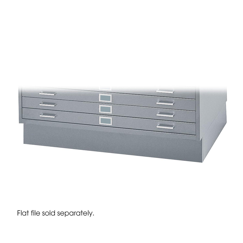SAF4997GRR - Safco Base For Five-Drawer Stackable Steel Flat Files