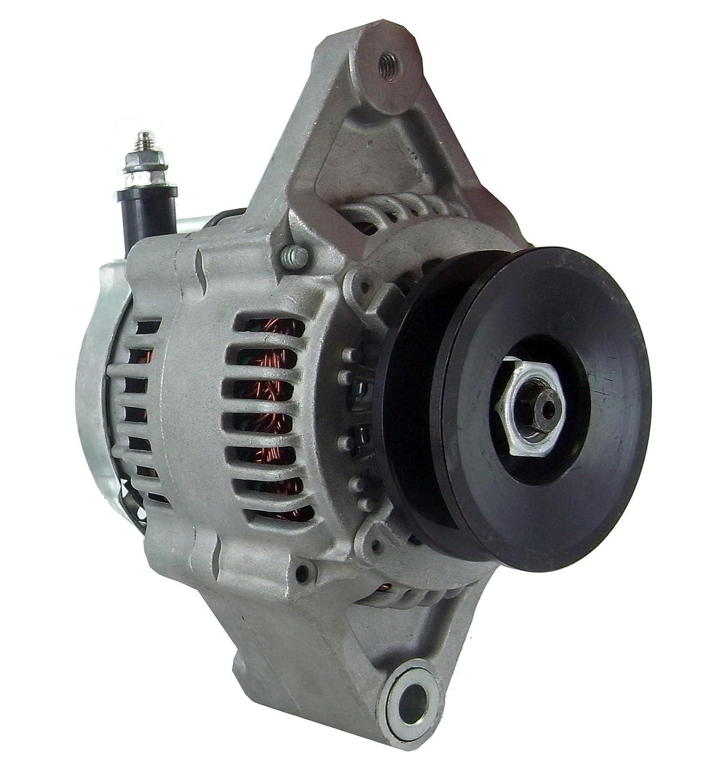 Alternator For Toyota Forklift 4y 5k Engine 12 Volts How Timing 50 Amps Automotive