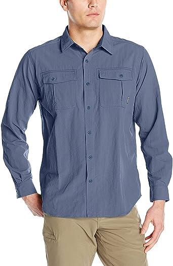 Columbia - Camisa de Manga Larga para Hombre Twisted Divide: Amazon.es: Deportes y aire libre