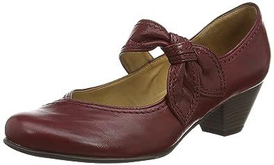 Women Henrietta Mary Jane Shoes Gabor sSS70ZX8Se