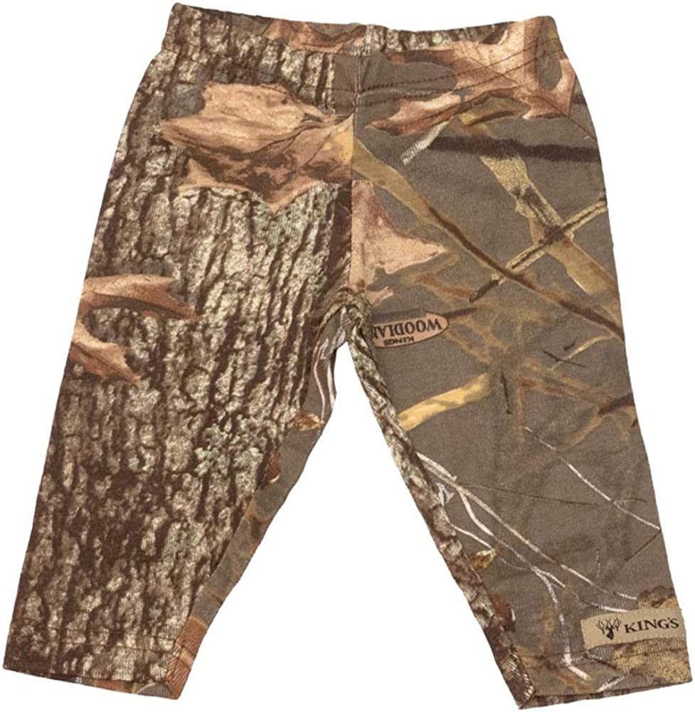 Kings Camo Infant Toddler Leggings
