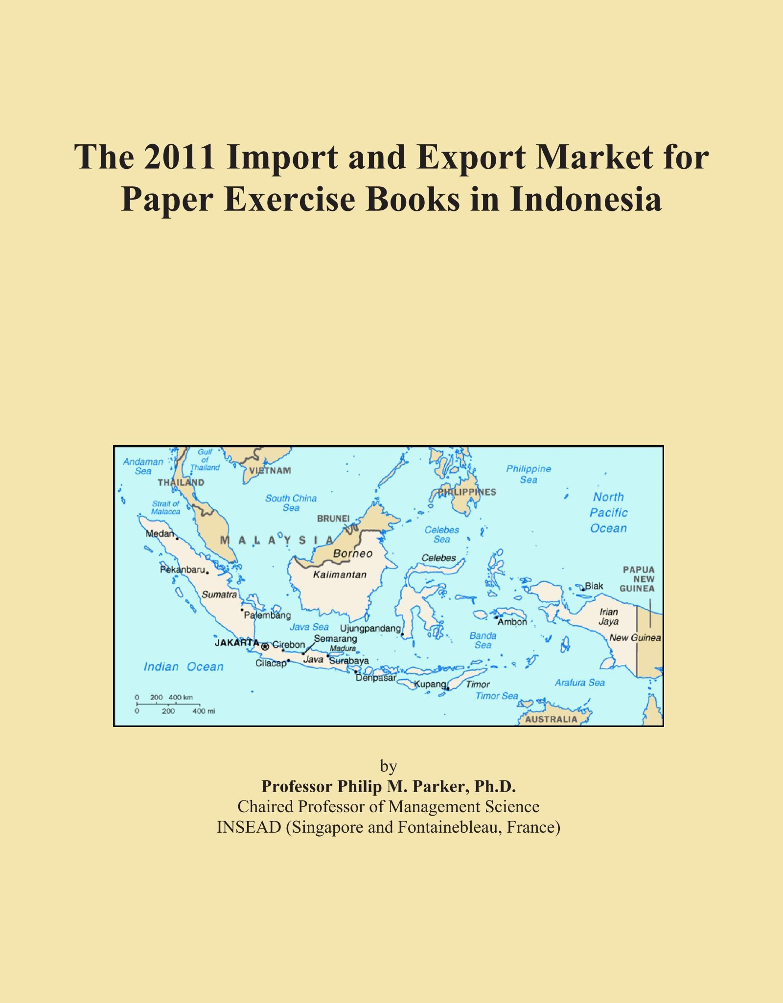 The 2011 Import and Export Market for Paper Exercise Books