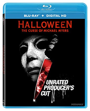 Amazon.com: Halloween VI: The Curse of Michael Myers (Unrated ...