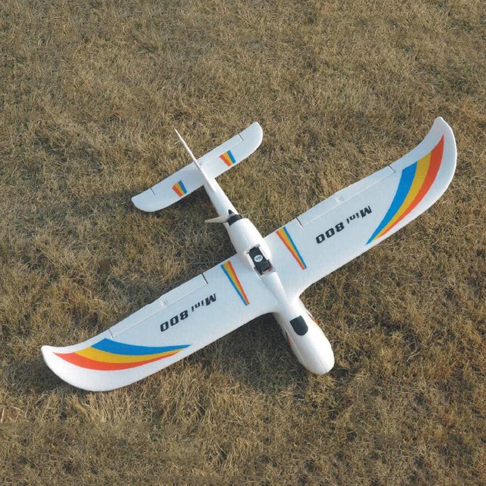 HELEISH Mini Surfer 800 800mm Wingspan EPP Aircraft Glider RC Kit de avión Piezas de Montaje de Bricolaje: Amazon.es: Juguetes y juegos