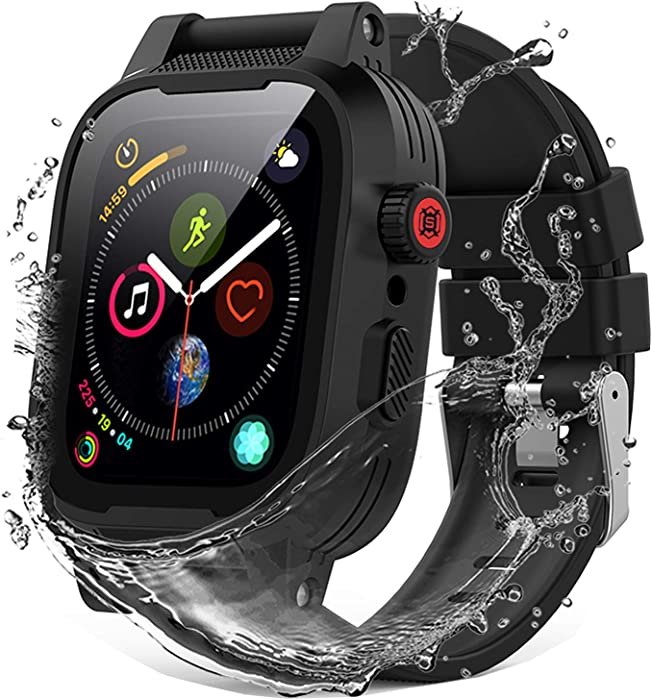 The Best Waterproof Case For Apple Watch Series 4 44Mm