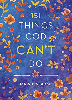 Image result for sparks 101 things God can't do