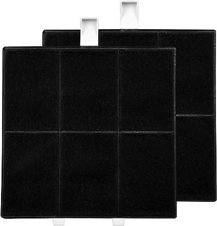 Balay00360732 - Juego de filtros de carbón para campana extractora (270 x 225 mm): Amazon.es: Grandes electrodomésticos