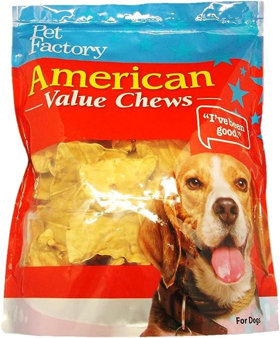 Rawhide Pet Supplies Pet Factory 28372 American Beefhide Chicken ...