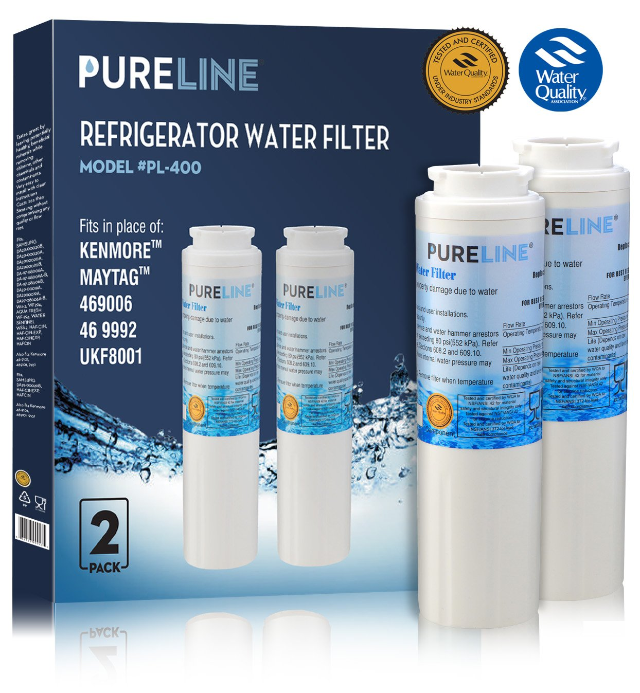 Best Rated in In-Refrigerator Water Filters & Helpful Customer ...