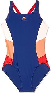 5d7f072358 adidas Women s Fitness Colour Block 1-Piece Swimsuit