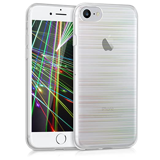 71 opinioni per kwmobile Cover per Apple iPhone 7 / 8- Custodia in silicone TPU- Back case