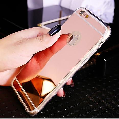 custodia iphone specchio