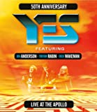 Yes Live At The Apollo [Blu-ray]