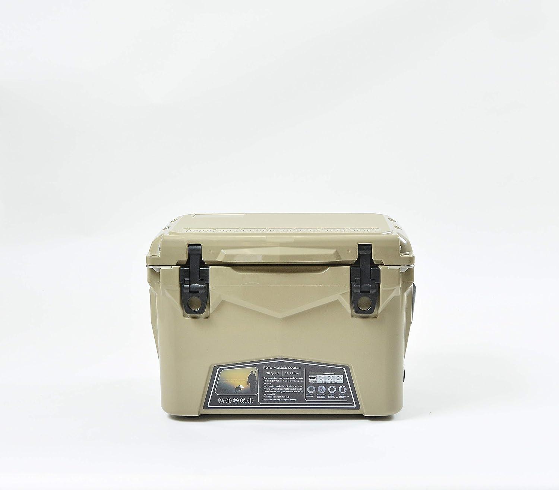 Iceland B07N817M2P 20QT(18.9L)Tan【日本正規品】 Box/アイス