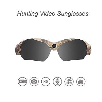 Amazon.com: anteojos de sol, oho 8 GB de vídeo 1080p HD ...
