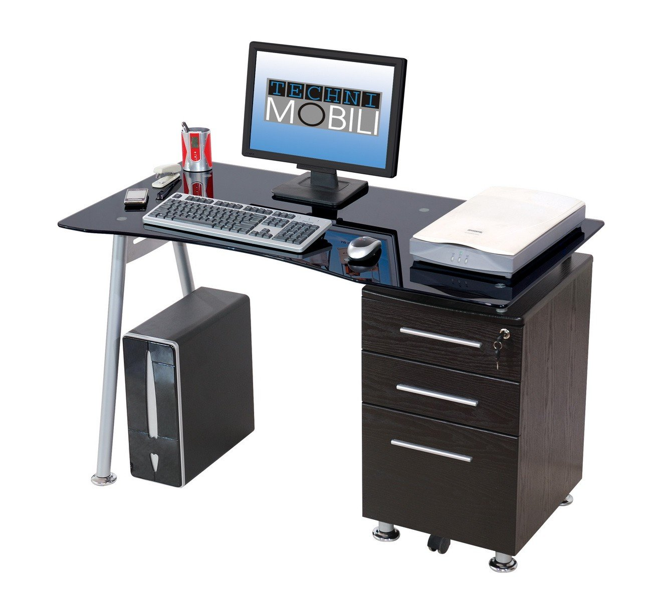 Interni moderni case for Mondo office scrivanie