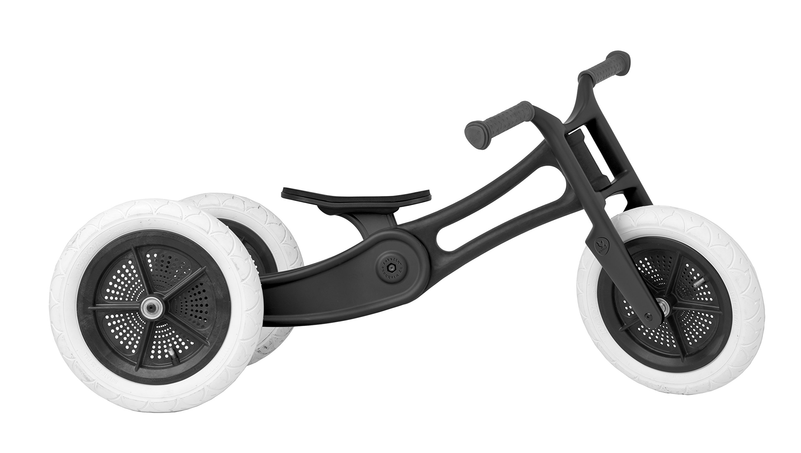 Wishbone Bike Recycled Edition 3in1 - No Pedal Balance Bike for 12 months to 5 years