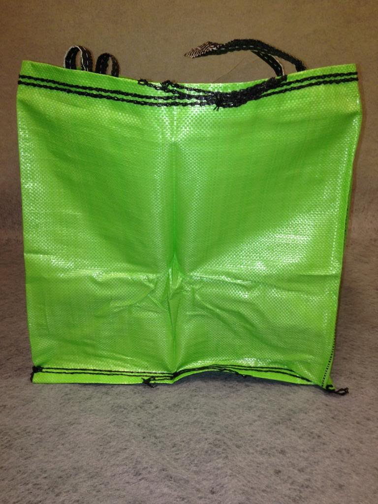 50x 120Liter Yuzet Viel Heavy Duty kommerziellen Grade Garten Tasche Abfall Rubble