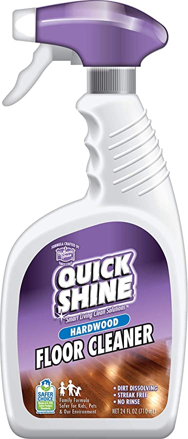 Amazon Com Quick Shine 1208 00024u Daily Hardwood Floor Cleaner