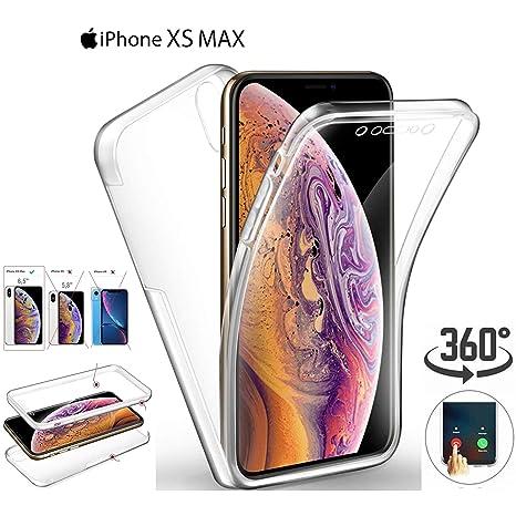 coque avant et arriere iphone xs max