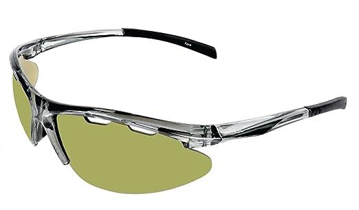d6302f70dc0 Rapid Eyewear GOLF SUNGLASSES With Optimised UV400 Anti Glare Green  Mirrored Lenses. For Men and Women. Wrap Around Glasses Frame   Amazon.co.uk  Sports   ...