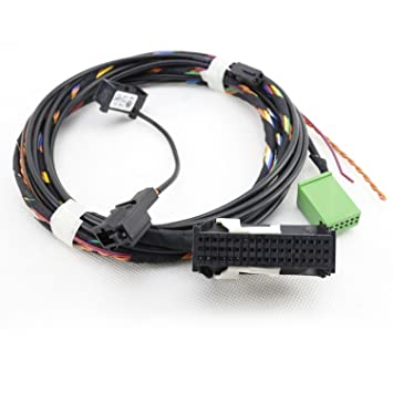 vw rcd510 rns510 rns315 9w2 9w7 wiring harness cable bluetooth 1k8 vw rcd510 rns510 rns315 9w2 9w7 wiring harness cable bluetooth 1k8 035 730 d