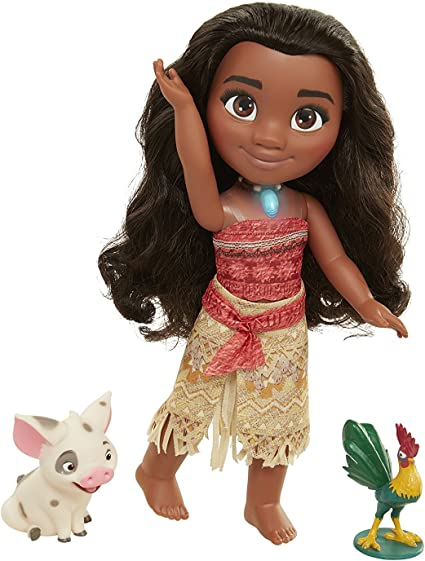 Moana Singing And Friends Feature Doll Singing Princess Doll ***HOT SELLER***