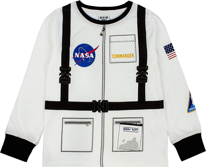 Astronaut Spaceship, 12 Months Boys Snug Fit Cotton Pajama Set Sleepwear