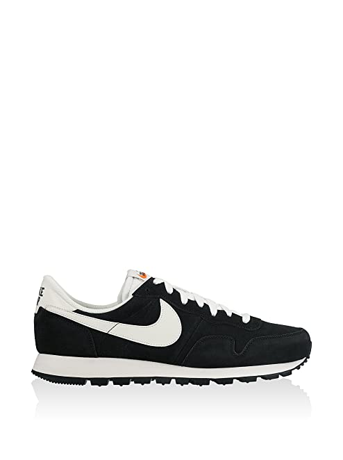 Nike 827922-001, Zapatillas de Deporte para Hombre, Negro (Black/Summit White-Sail-Safety Orange), 44.5 EU