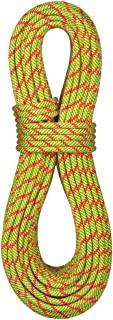 product image for BlueWater Ropes 9.1mm Icon Standard Dynamic Single Rope (Sprout/Red Orange, 60M)
